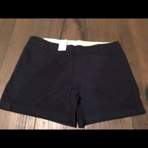 JCREW Chino City Fit Size 14 Navy NEW